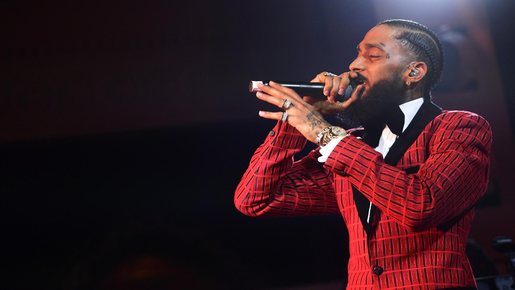 Nipsey Hussle scores 3 posthumous Grammy nominations