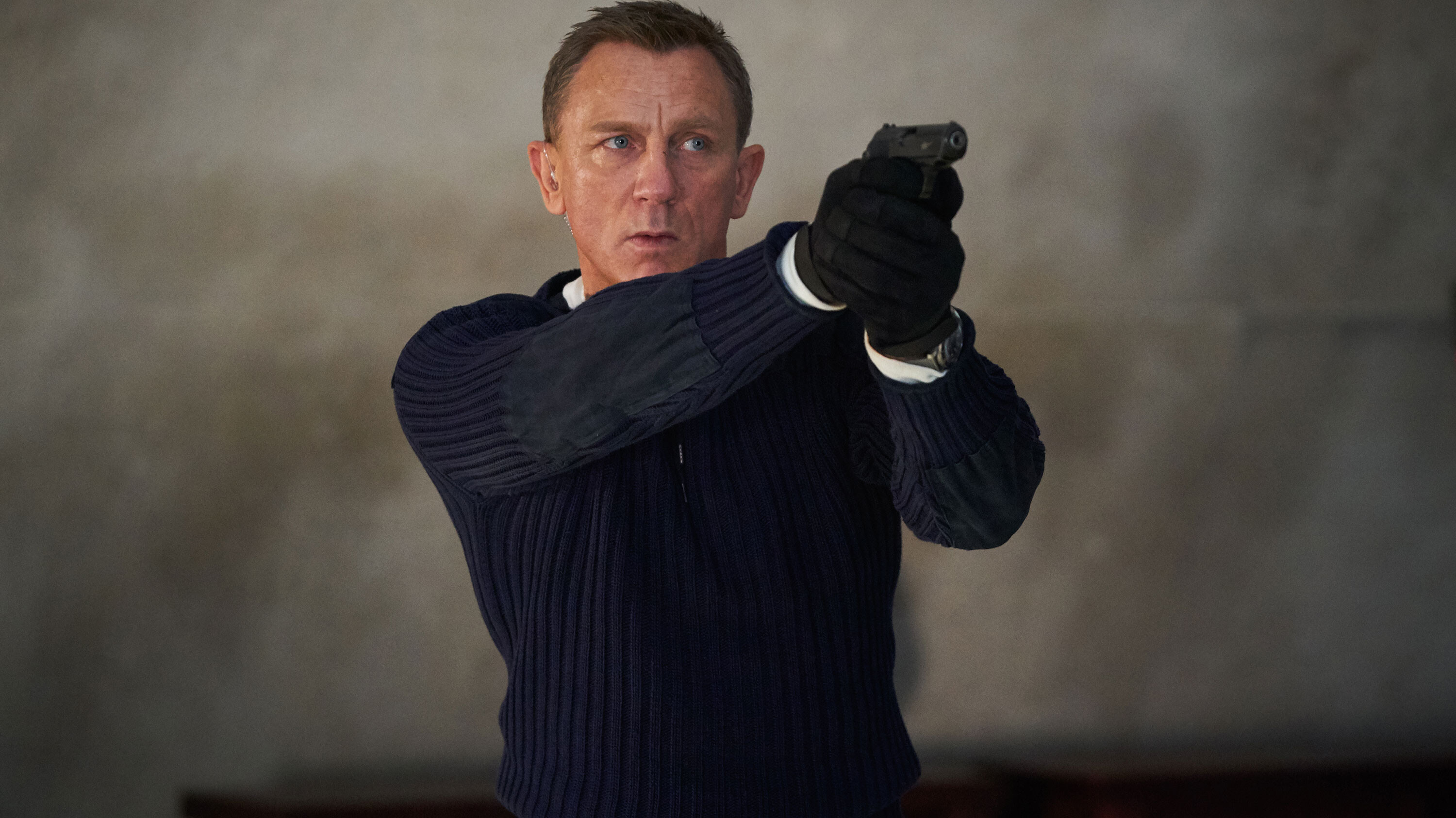 'No Time to Die' marks the end of Daniel Craig's service with a slightly bloated Bond film