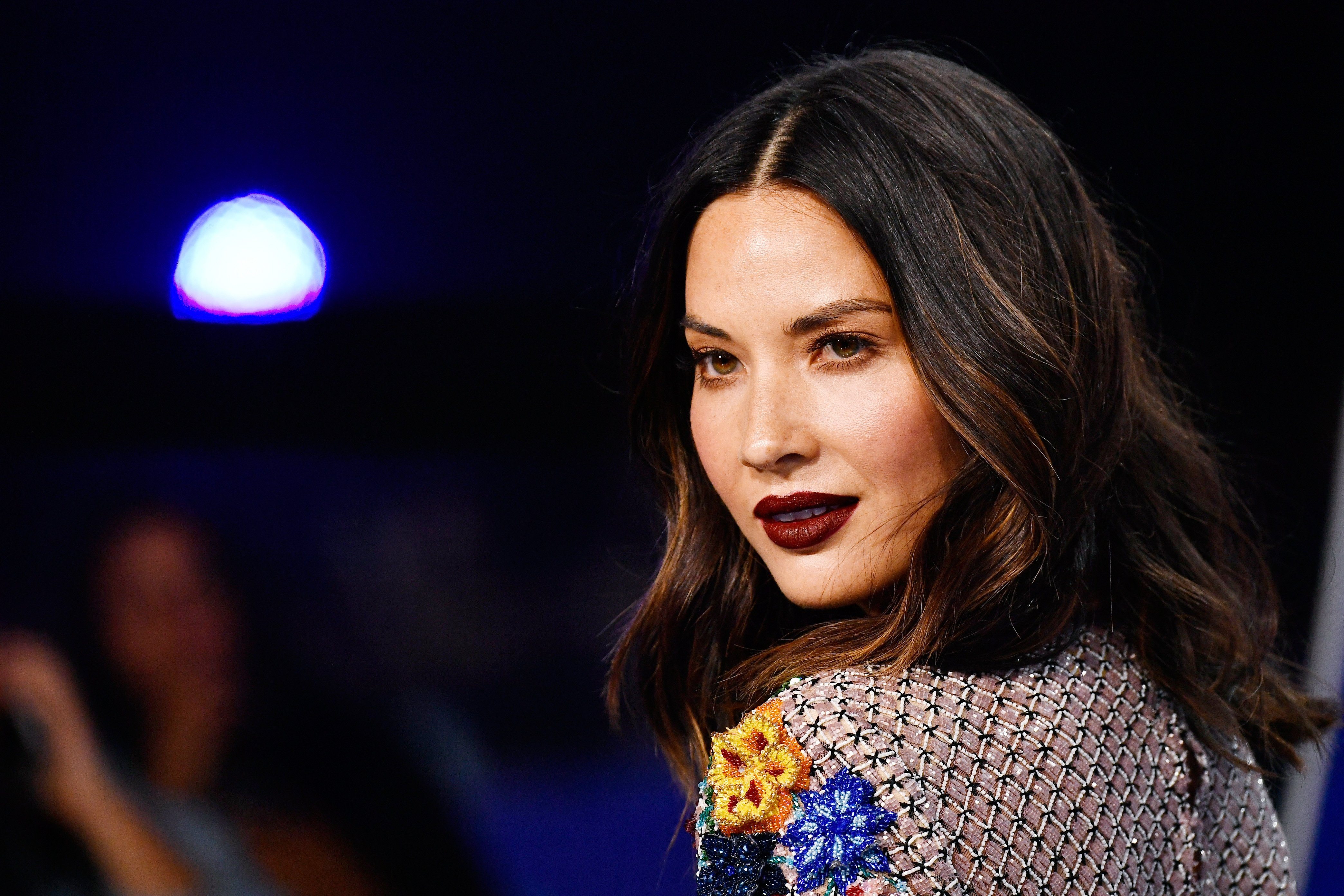 Olivia Munn broke out in a rash after becoming part of #MeToo