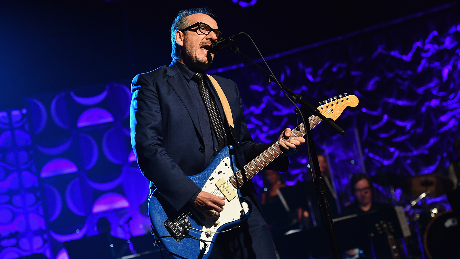 Elvis Costello dismisses claims Olivia Rodrigo plagiarized his music, saying that's rock and roll