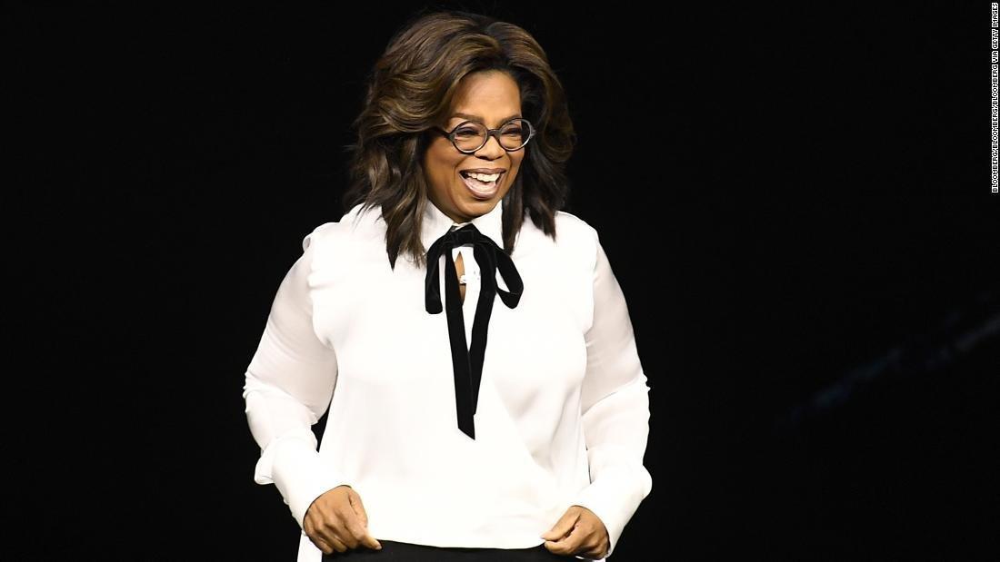 'Oprah's Book Club' series is set to premiere on Apple TV+