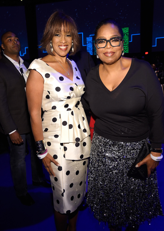 Oprah Winfrey and Gayle King explain the secret to their long-term best friendship