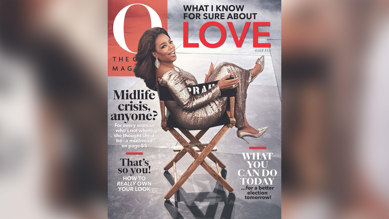 Oprah Winfrey reveals how an old boyfriend ruined Valentine's Day for her