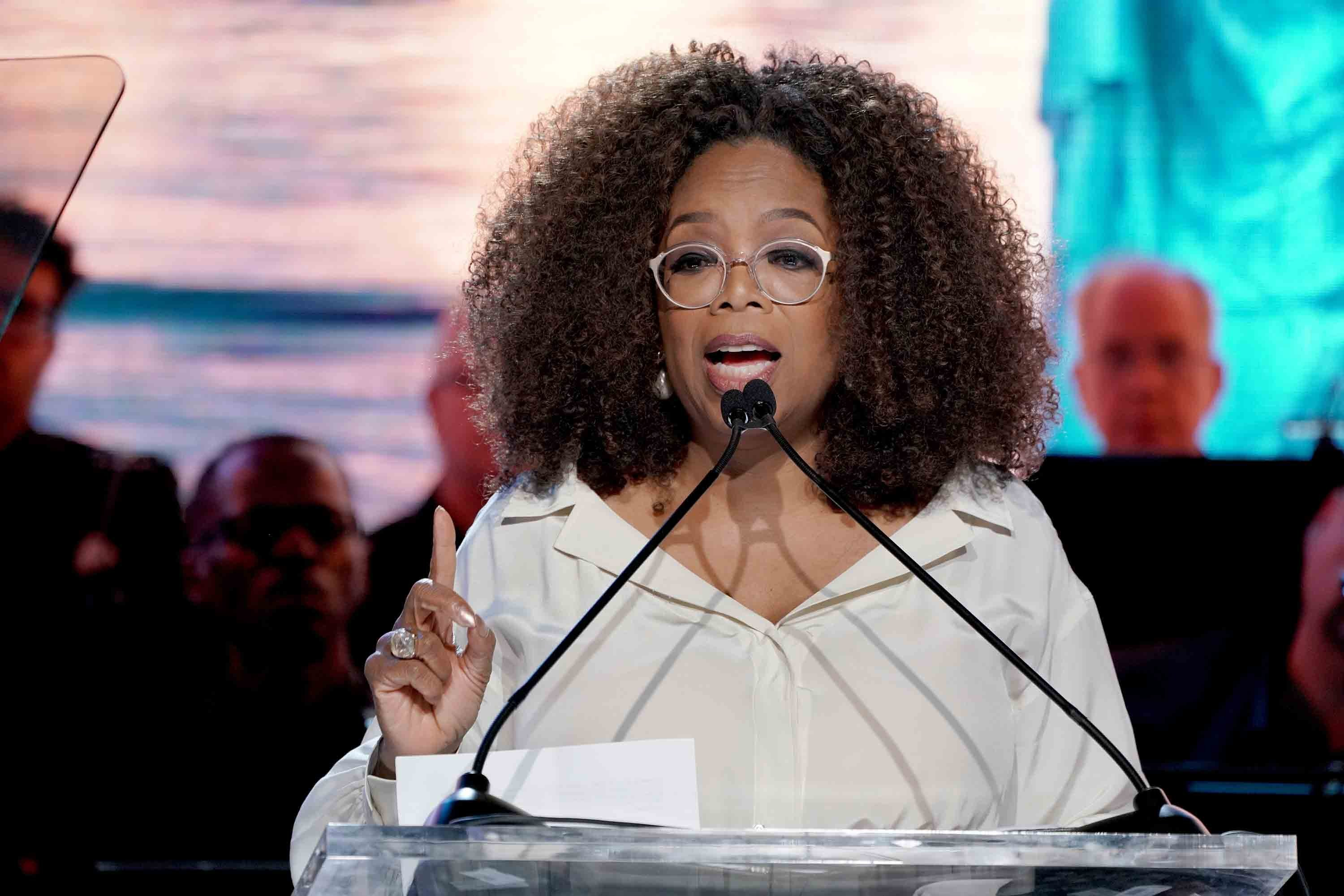 Oprah has announced her '2020 Vision,' but it's not what you