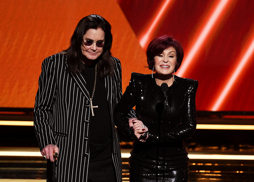 Image for Ozzy Osbourne cancels North American tour for medical treatments