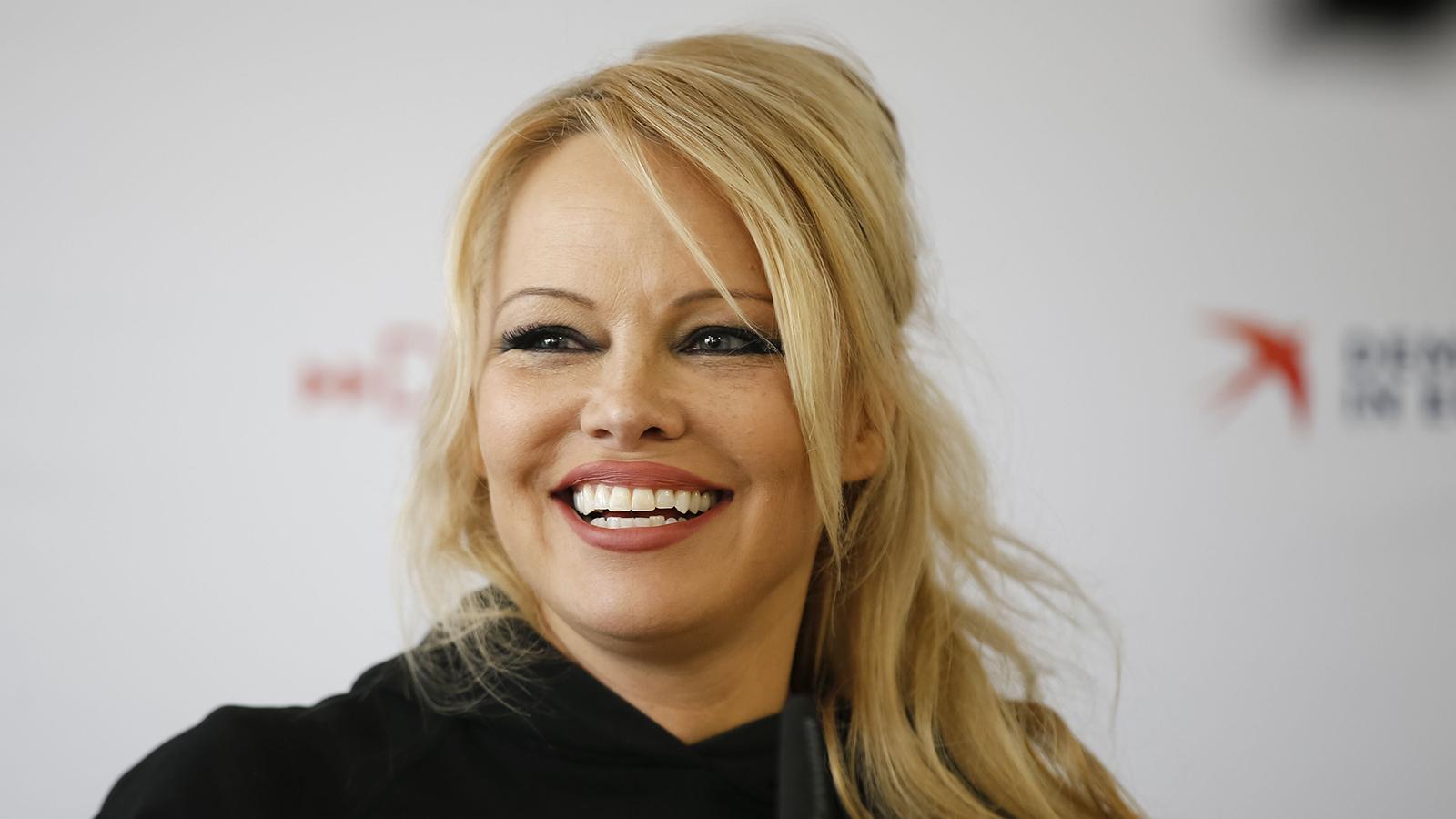 Pamela Anderson is married