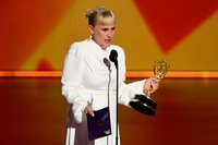 Patricia Arquette speaks out for transgender rights during Emmy acceptance speech