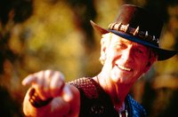 Paul Hogan says he's great as 'Crocodile Dundee' but not as a husband