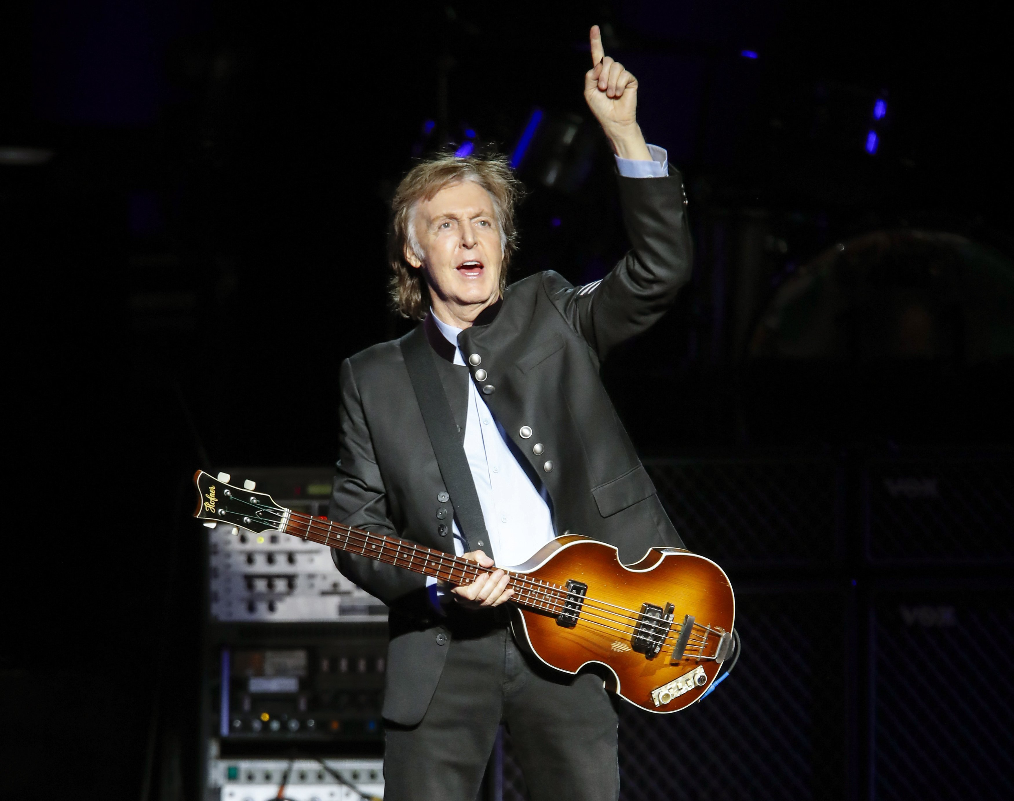 Paul McCartney to headline at Glastonbury 2020, organizer confirms