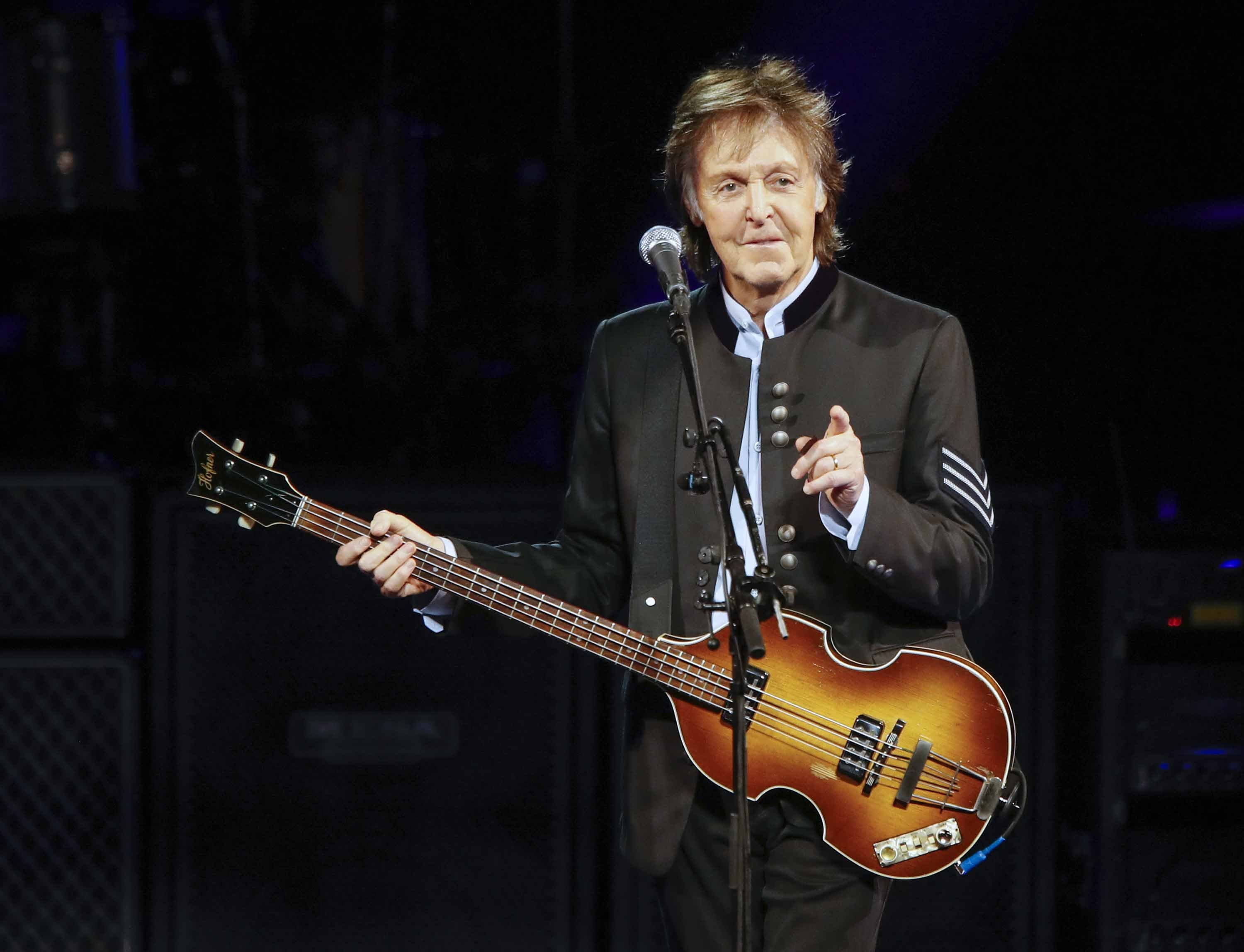 Paul McCartney adapting 'It's a Wonderful Life' in his first stage musical
