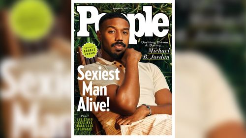 Image for Why Michael B. Jordan was chosen as People's Sexiest Man Alive