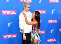 Pete Davidson knew it was 'over' with Ariana Grande after Mac Miller died