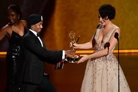 Phoebe Waller-Bridge earns surprise win for best actress in a comedy