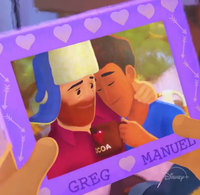 Pixar short 'Out' features the studio's first gay lead character