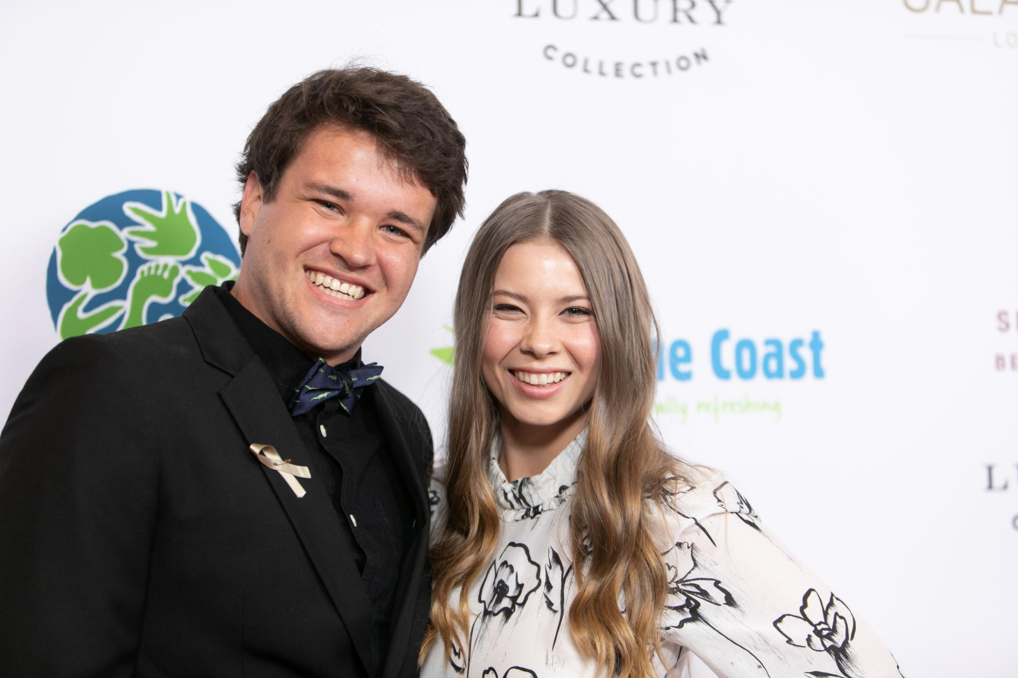 Bindi Irwin announces her pregnancy, five months after her wedding