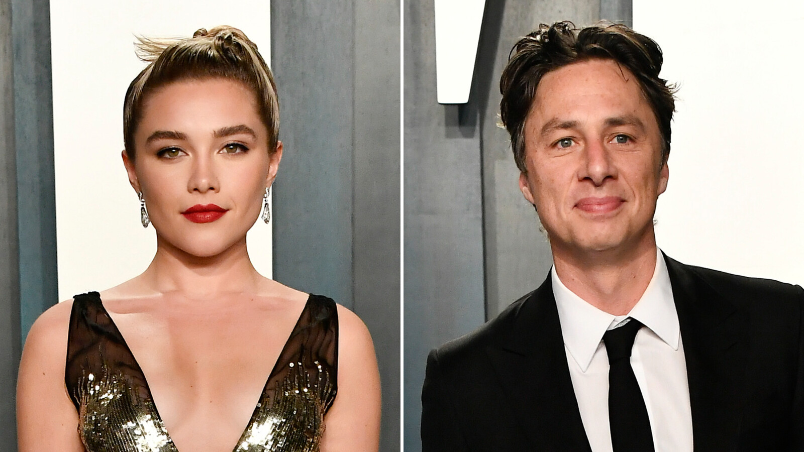 Florence Pugh talks criticism over her relationship with Zach Braff