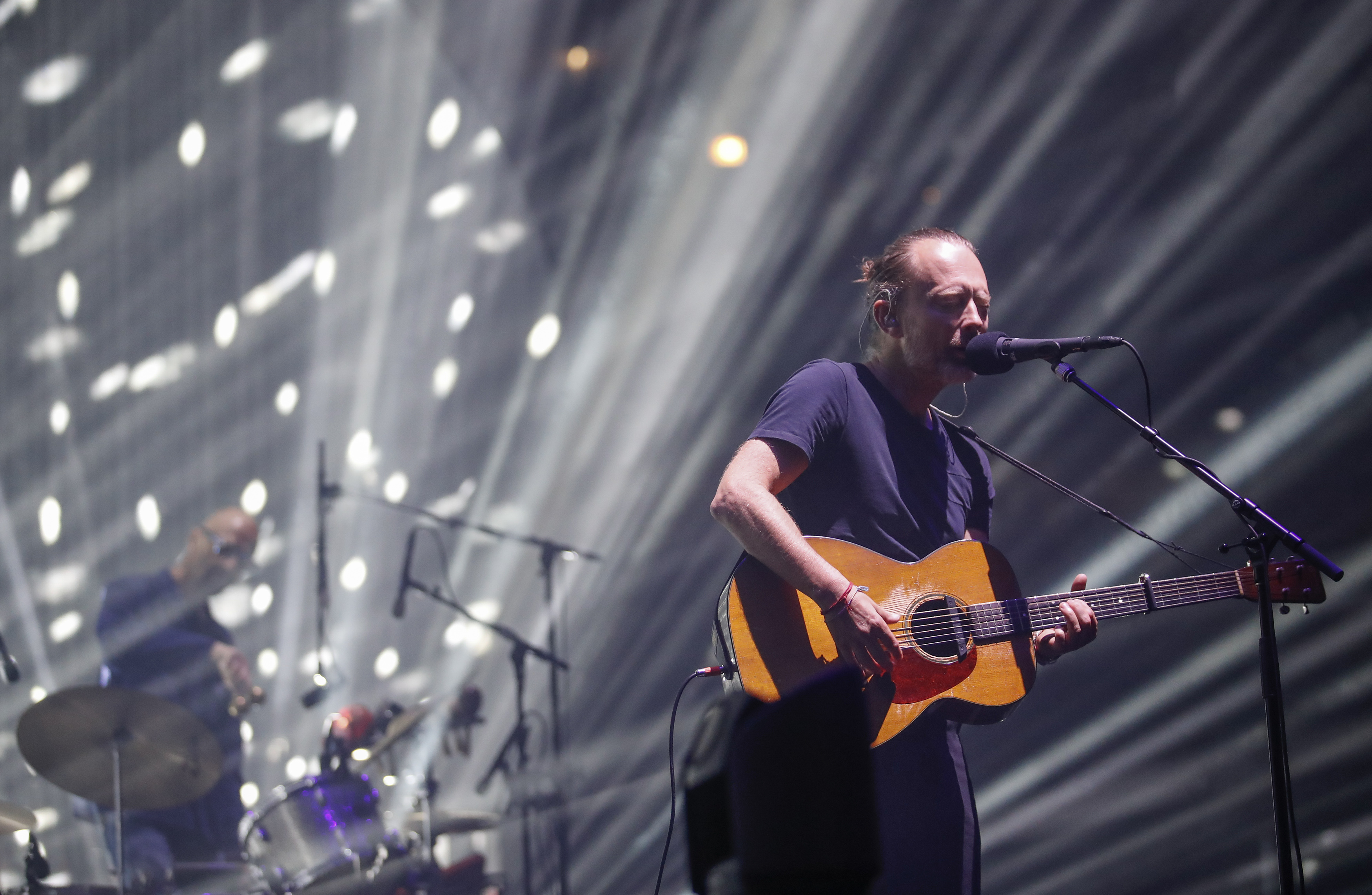 Radiohead sharing concert films on YouTube to ease your isolation