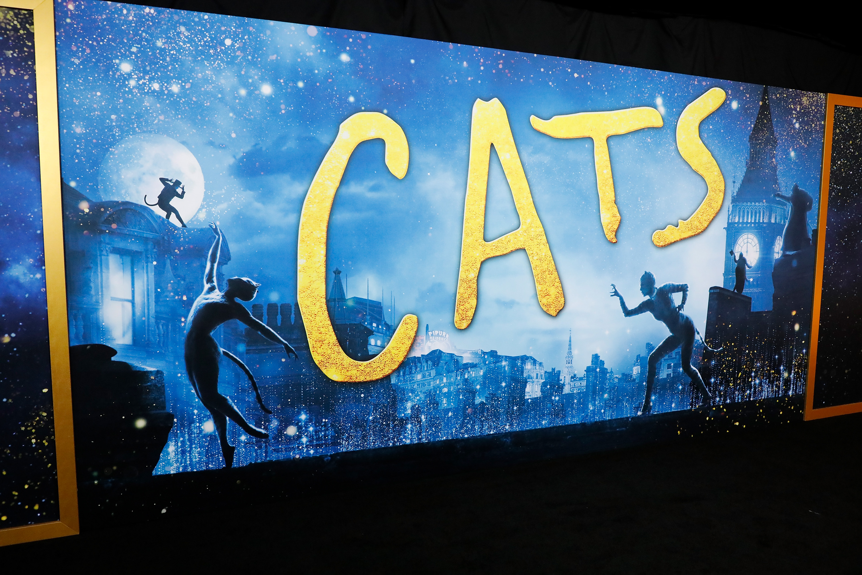 'Cats' meow: Musical tops 40th Annual Razzies for worst in cinema