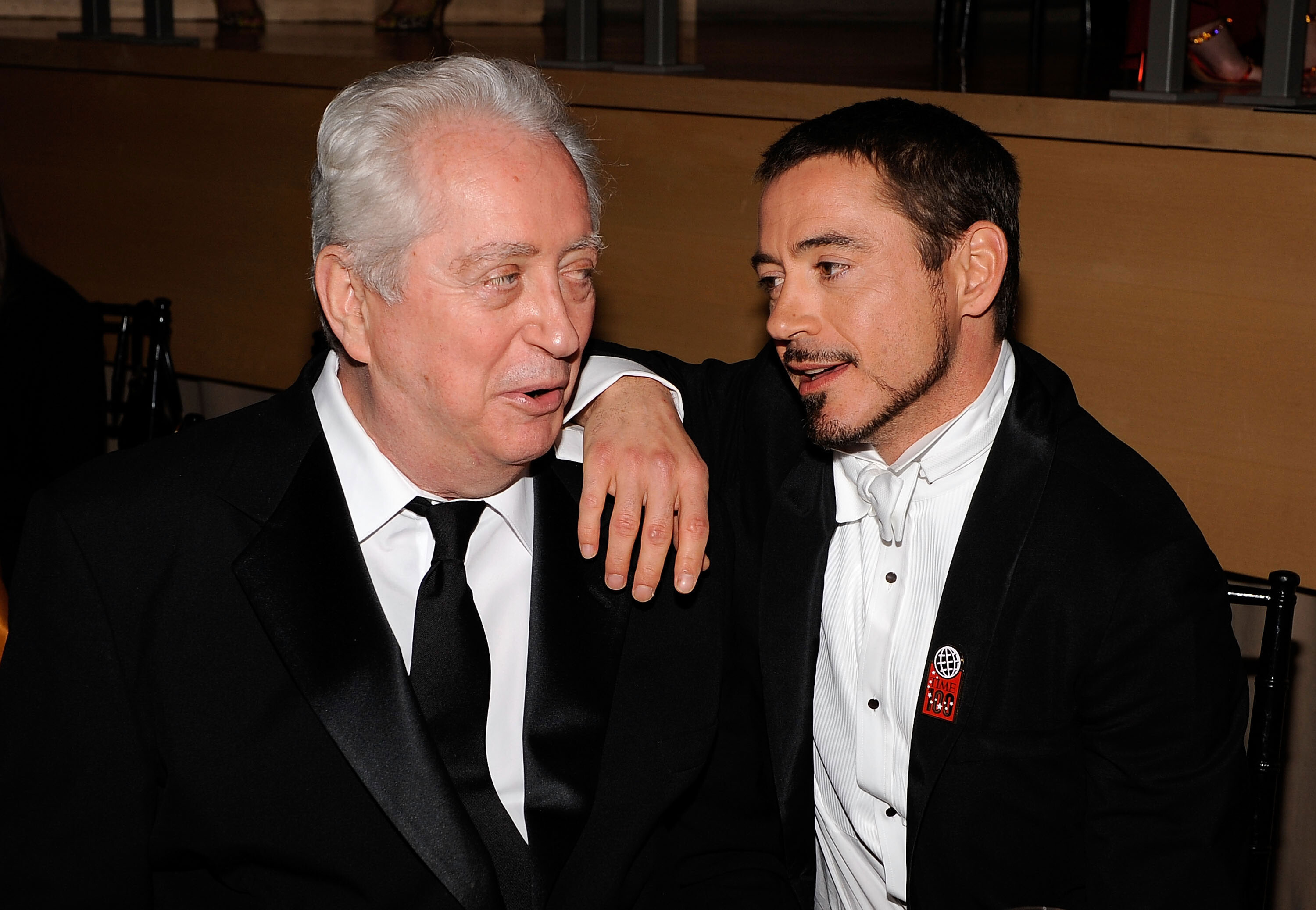 Robert Downey Sr., director and father of Robert Downey Jr., has died