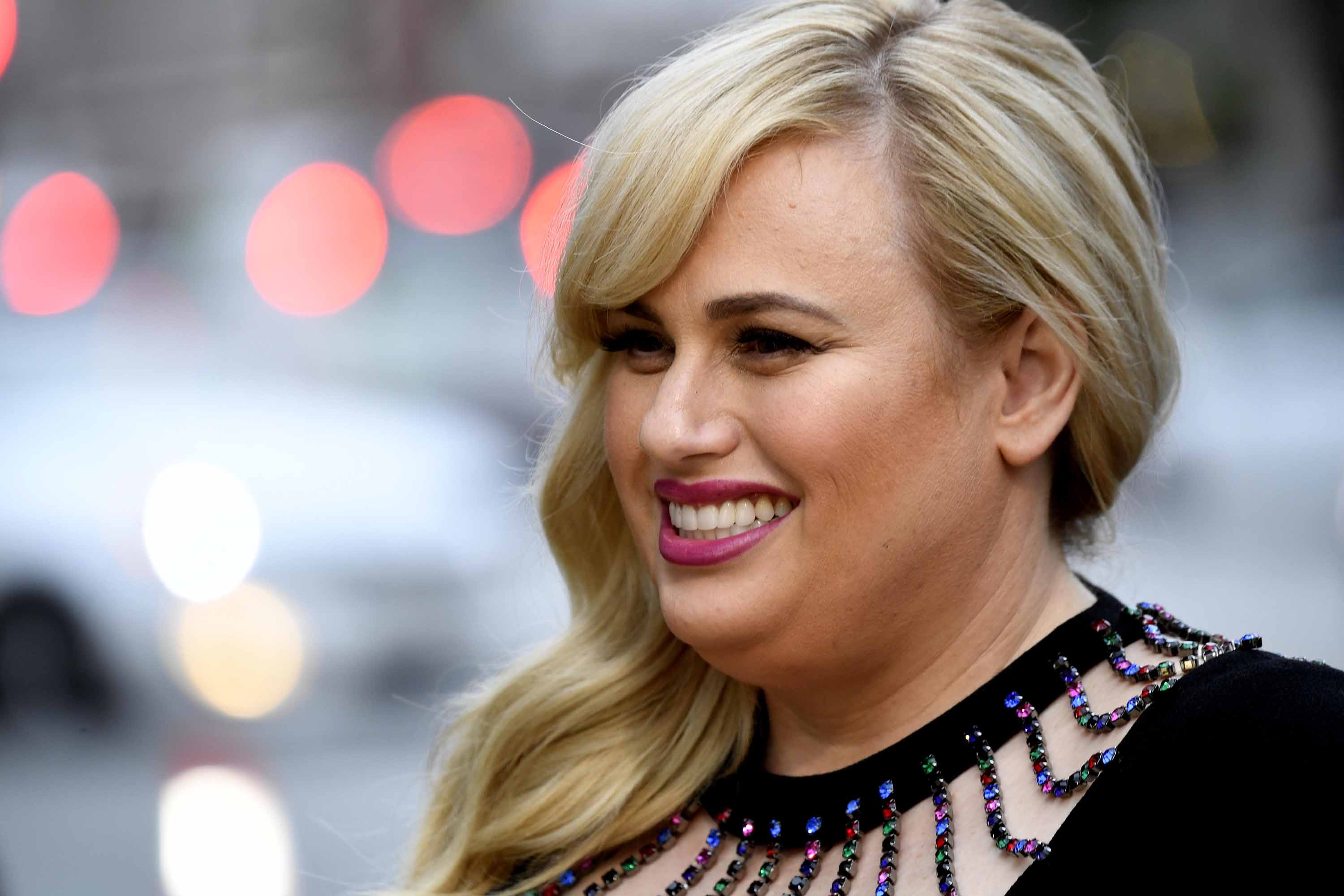 Rebel Wilson says she has never been drunk — and James Corden is stunned