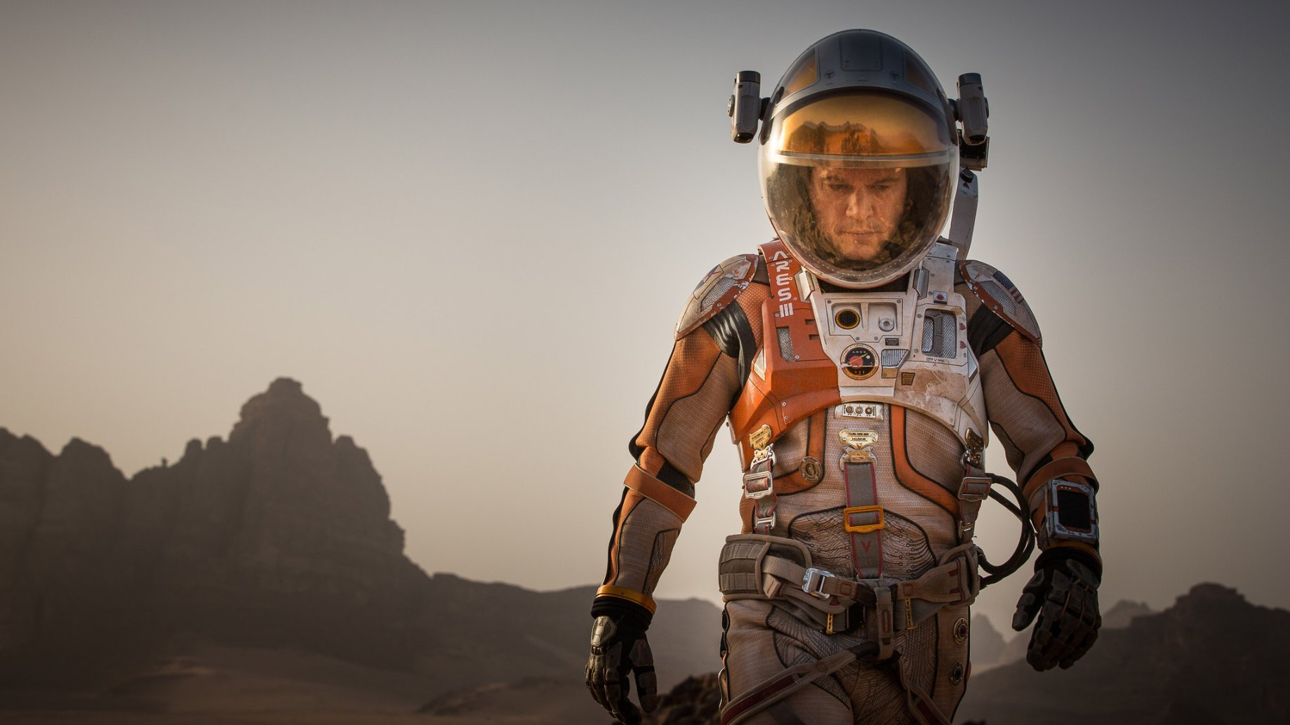 Why the red planet captures our imagination in movies and books