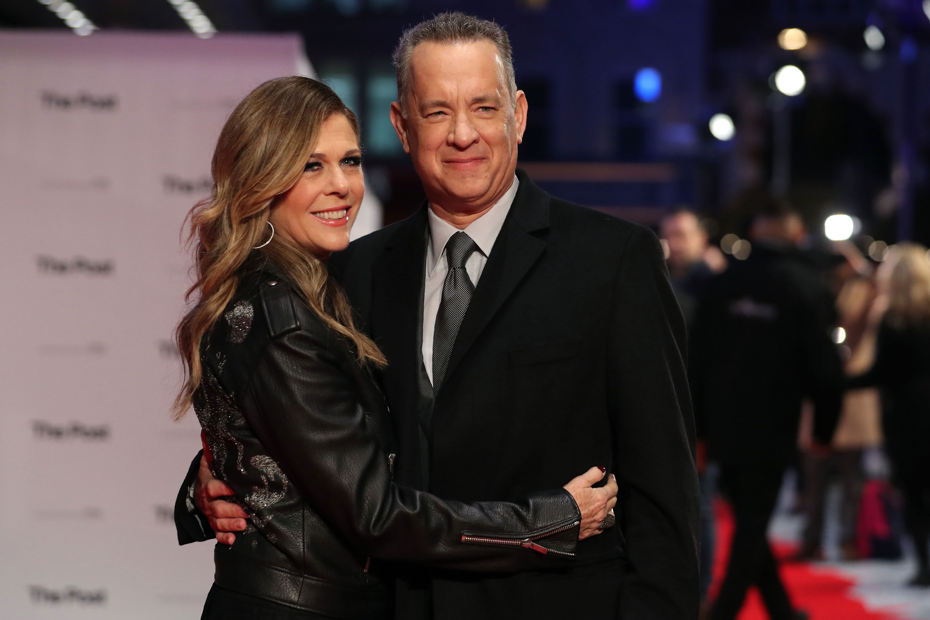 Rita Wilson explains why she and Tom Hanks haven't been vaccinated yet