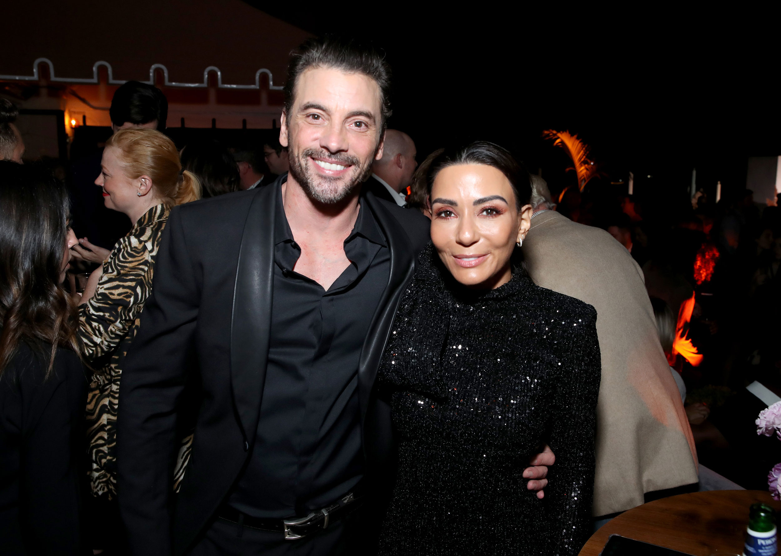 Skeet Ulrich and Marisol Nichols are leaving 'Riverdale'