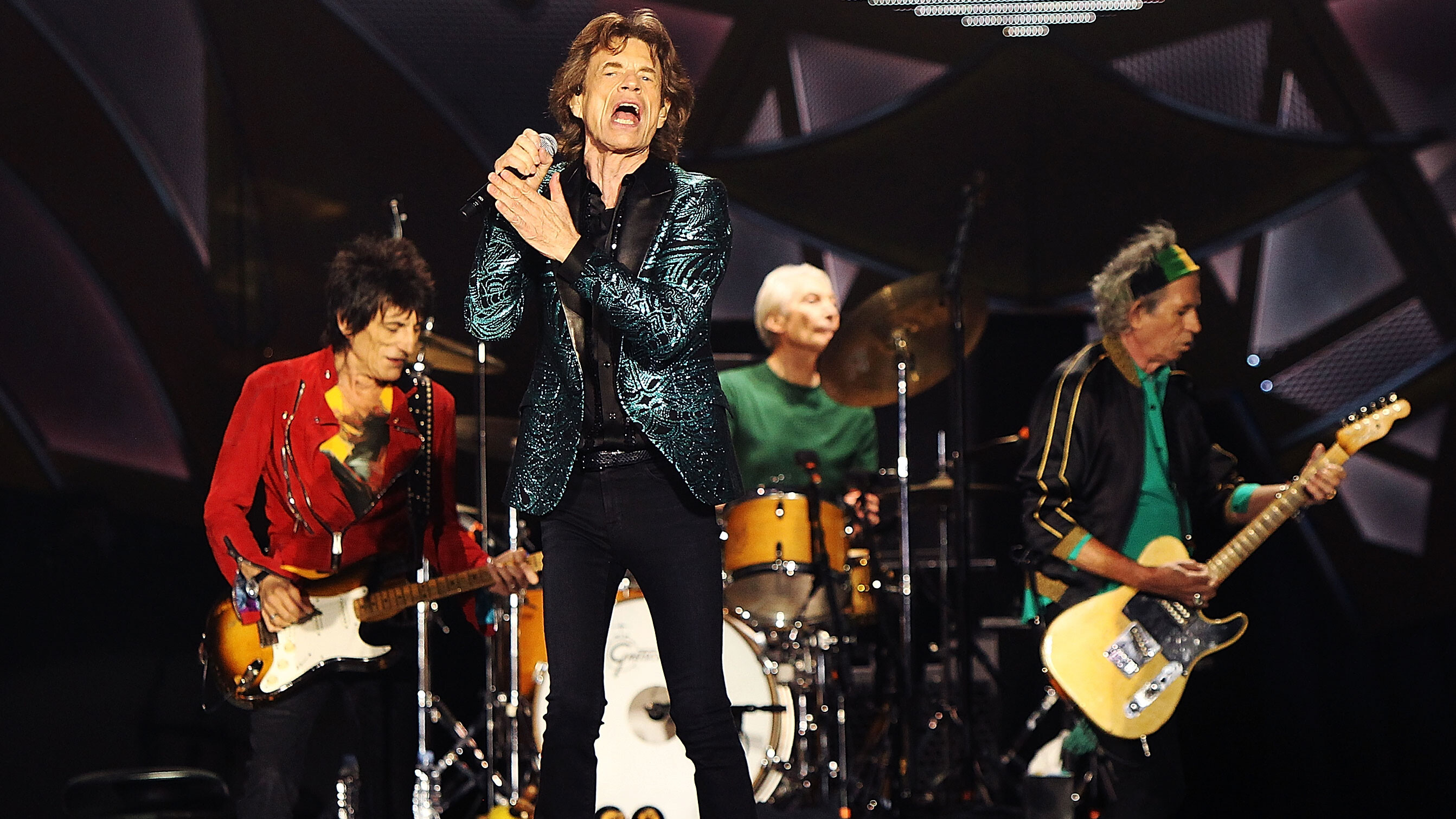 The Rolling Stones announce rescheduled tour dates