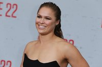 Ronda Rousey nearly severed her finger shooting '9-1-1'