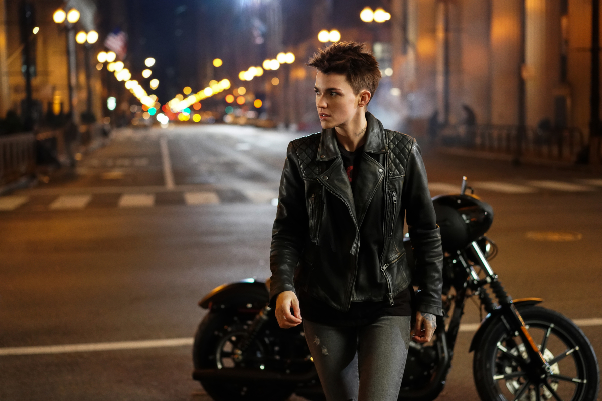 Ruby Rose talks leaving 'Batwoman'
