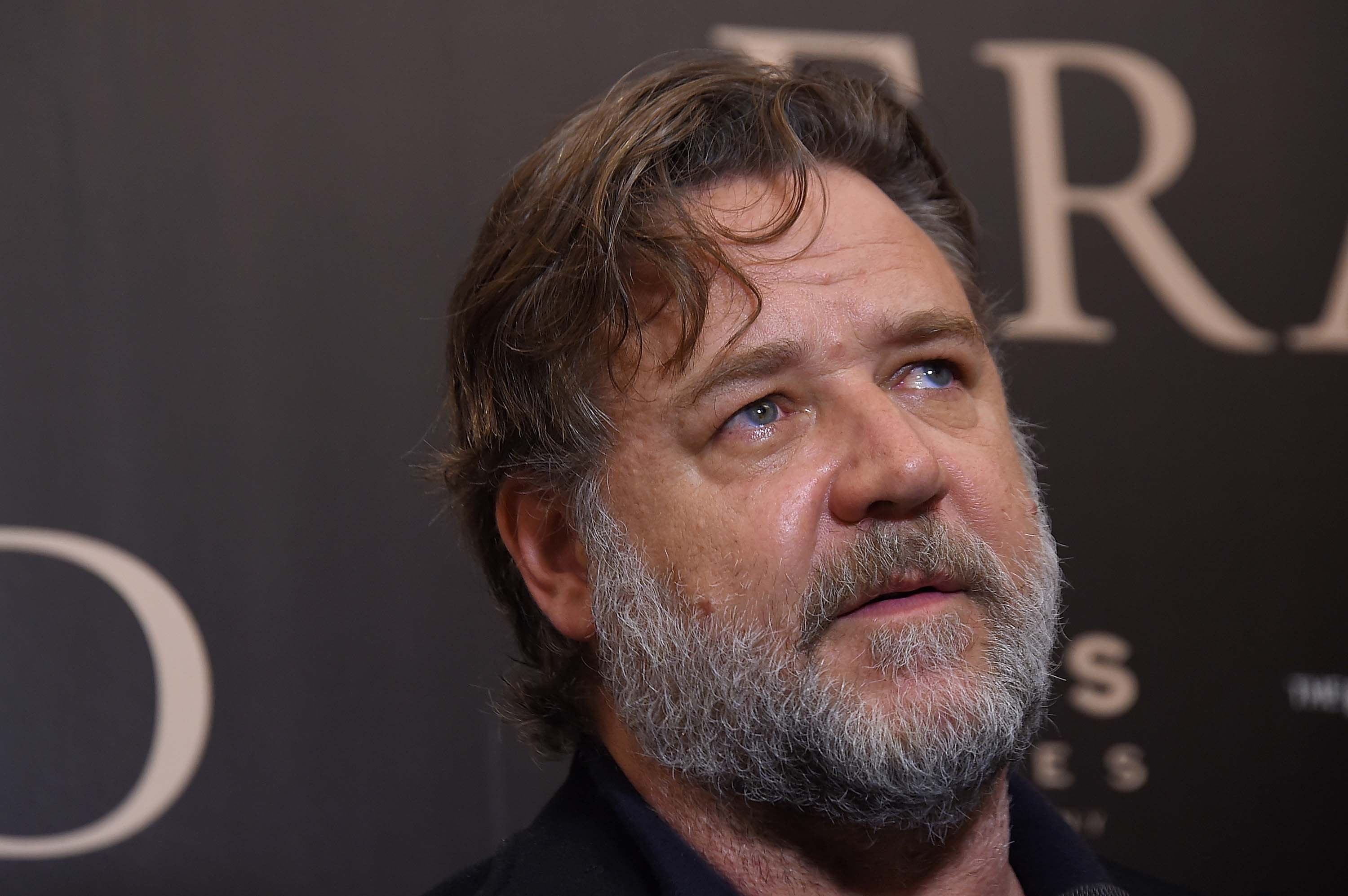 Russell Crowe has revealed his role in 'Thor: Love & Thunder'