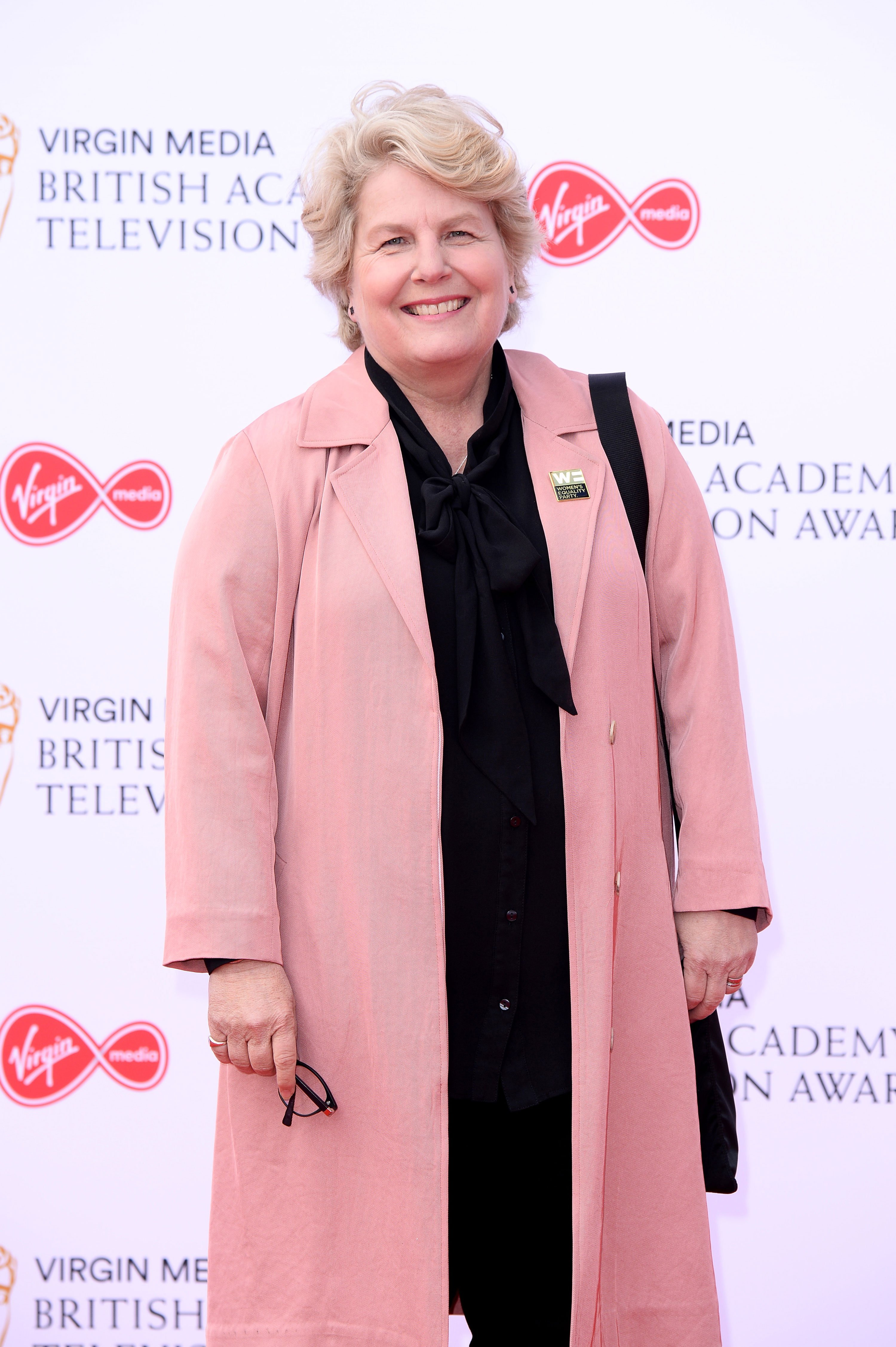 Sandi Toksvig has quit 'The Great British Bake Off'