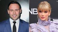 Scooter Braun breaks six-month silence on Taylor Swift dispute