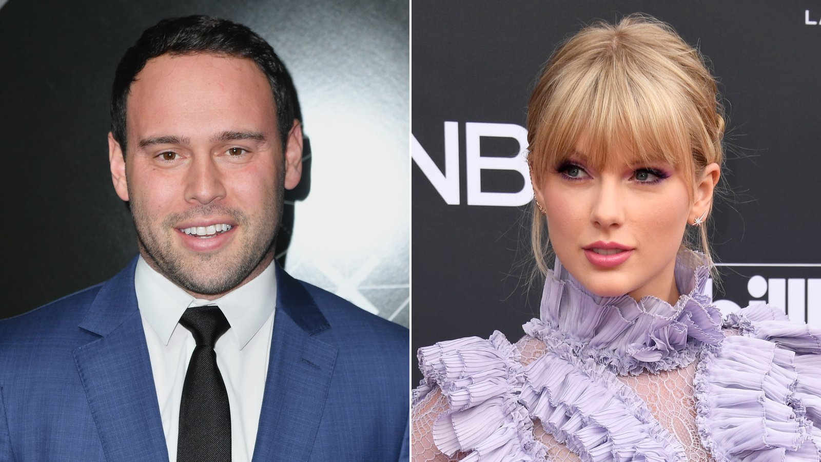 Scooter Braun makes public plea to Taylor Swift after receiving death threats