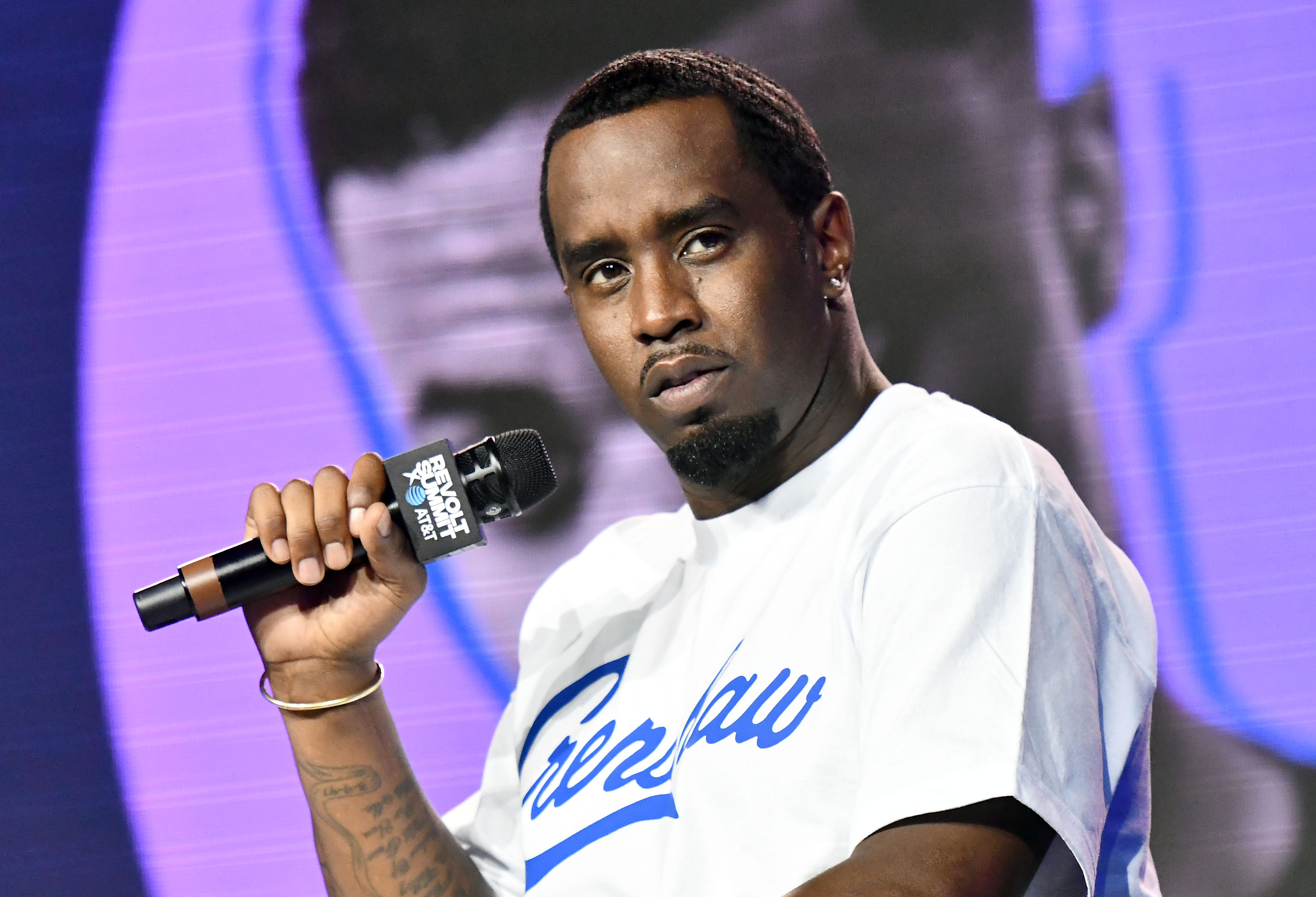 Sean Combs proves he has legally changed his middle name to 'Love'