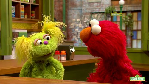 Image for A 'Sesame Street' Muppet shares her mother's struggle with addiction