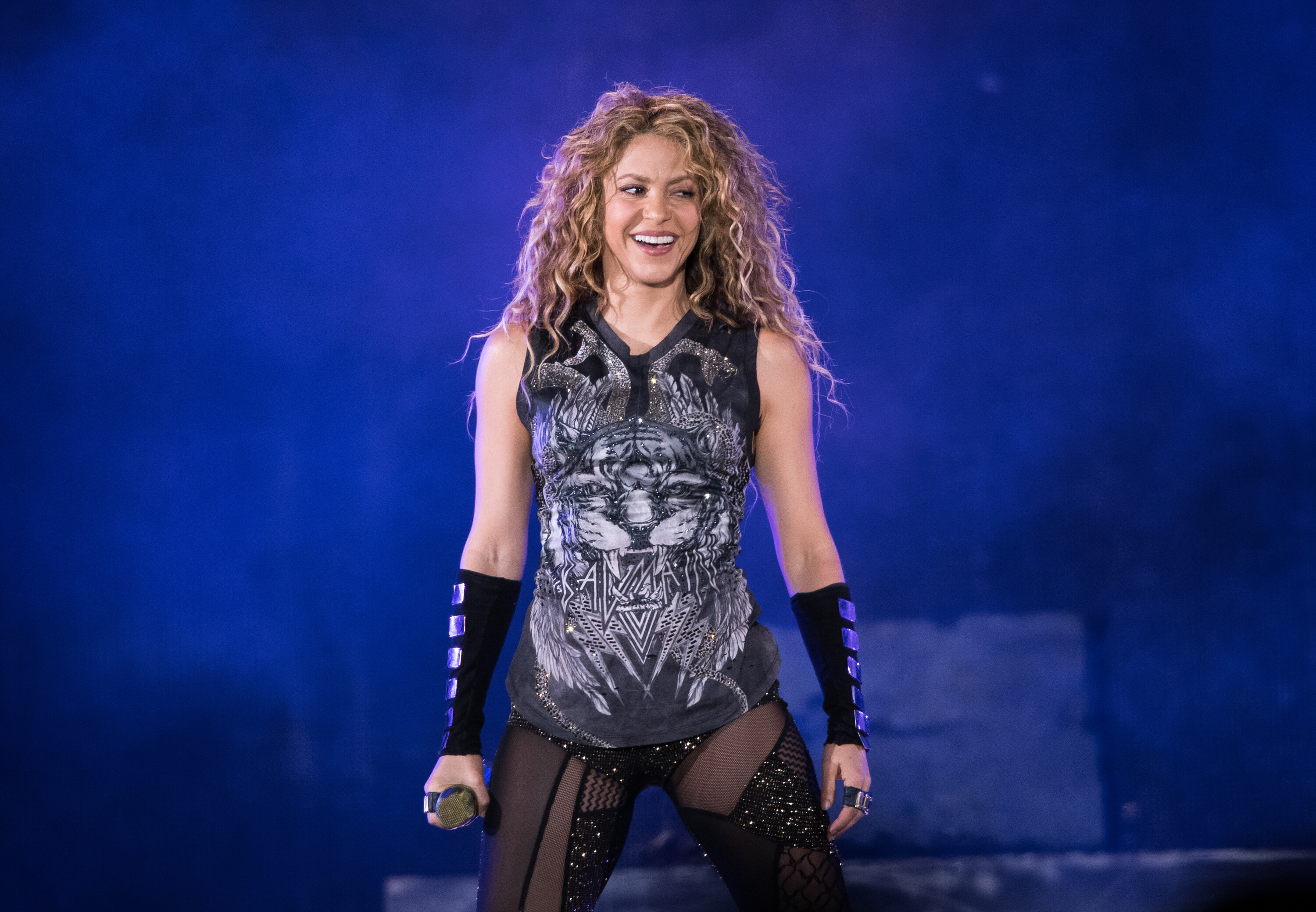 Shakira says she was attacked by purse-snatching boars