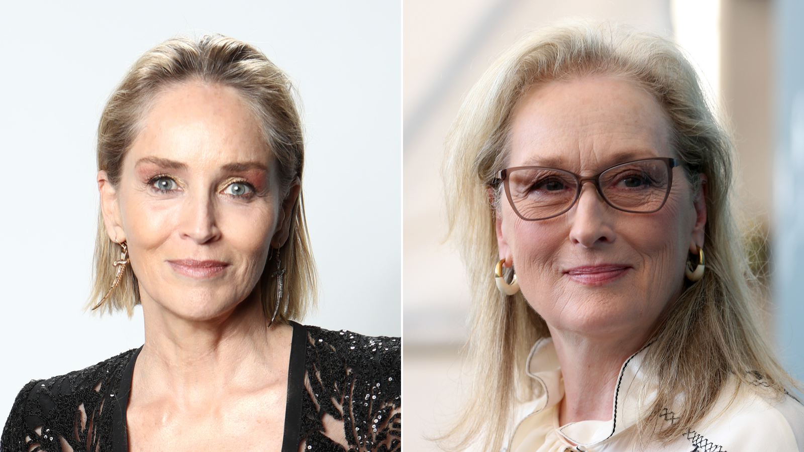 Sharon Stone thinks there's more to Hollywood than Meryl Streep