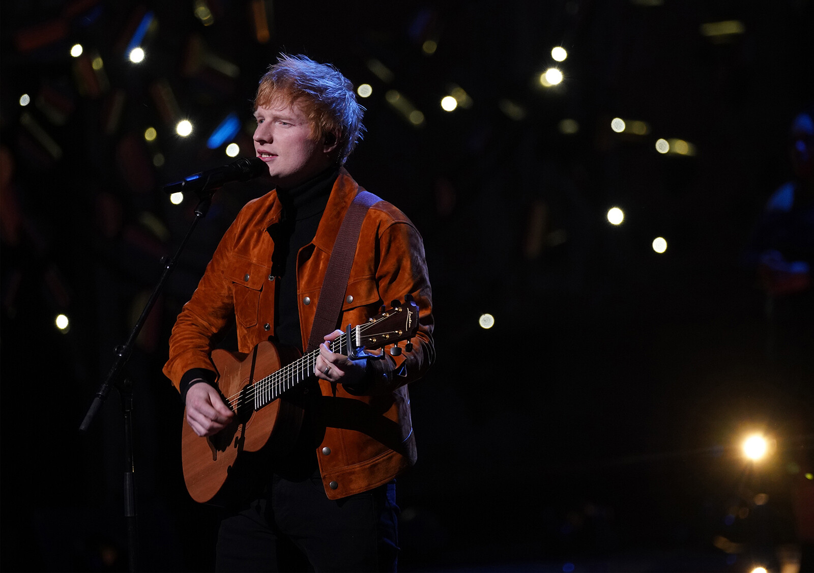 Ed Sheeran says he tested positive for Covid-19