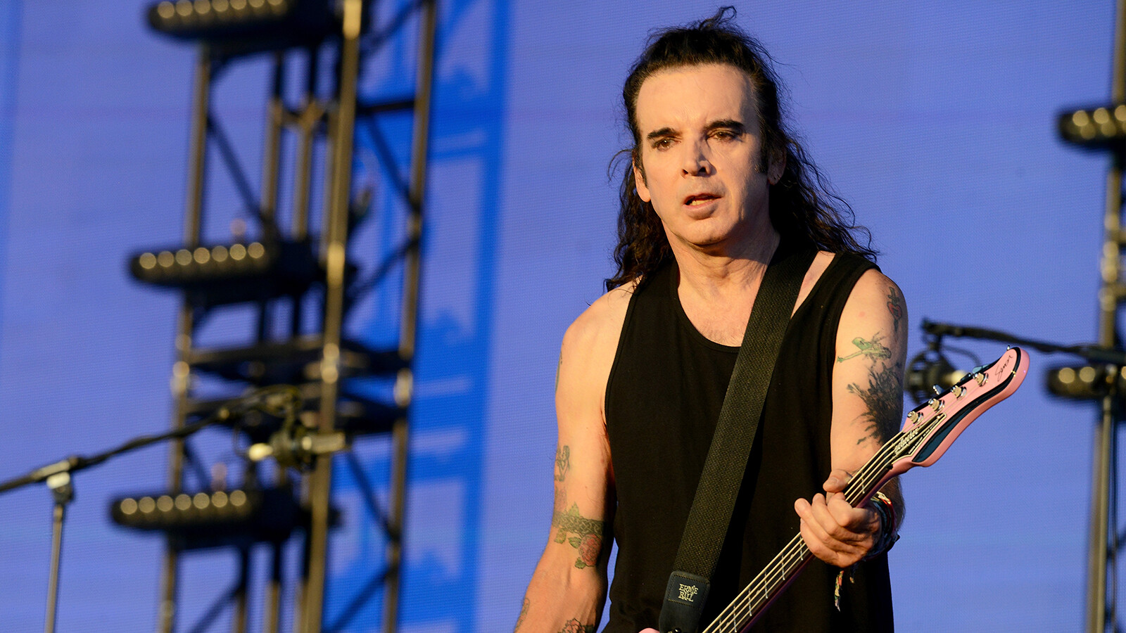 The Cure's Simon Gallup 'fed up of betrayal' and leaving band after 40 years