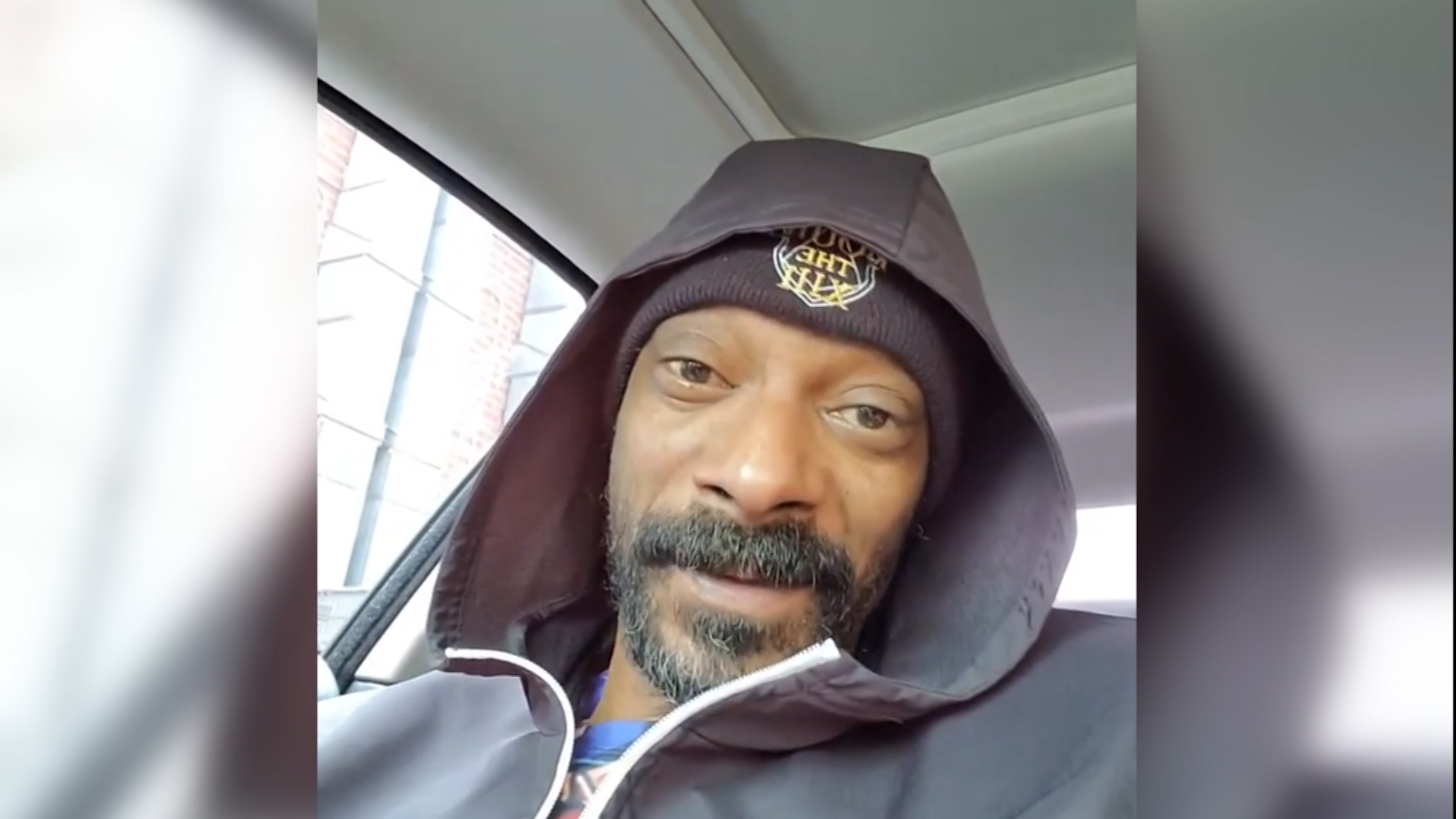 Snoop Dogg stormed off of Twitch, but forgot to turn it off