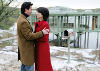 From 'Pushing Daisies' to 'Five Feet Apart,' screen romances for the social-distancing age