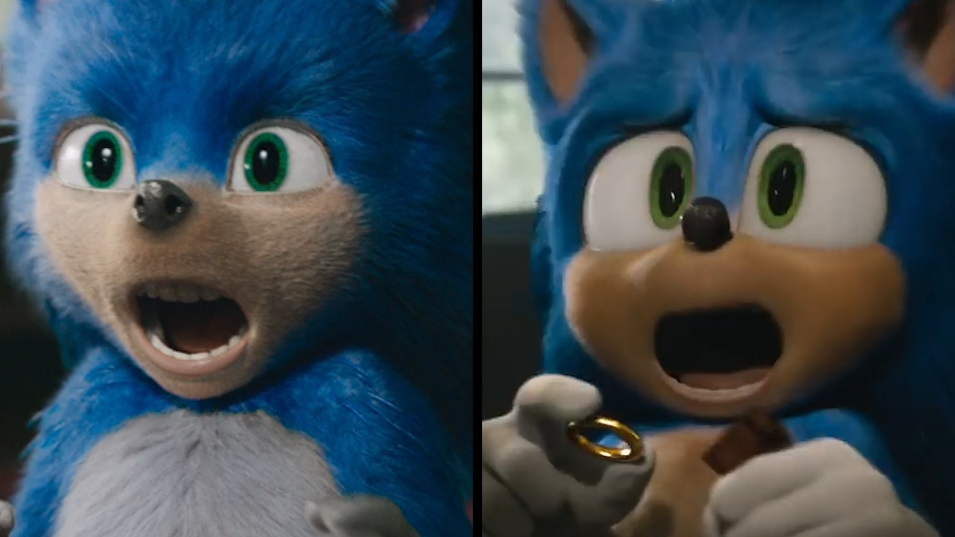 The 'Sonic the Hedgehog' movie tries again with a new trailer, and people finally like it