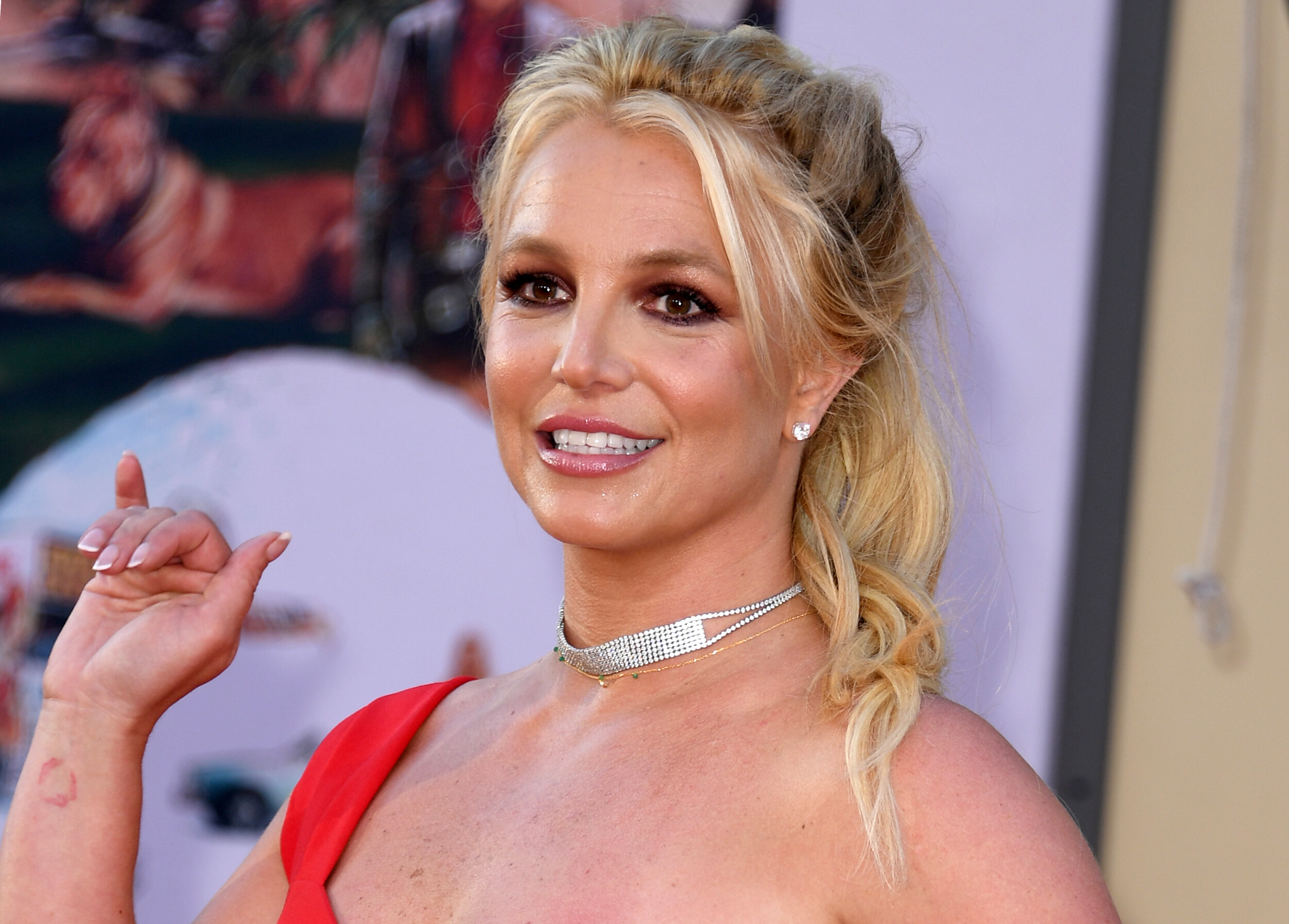 Is Britney Spears #free yet? Not quite