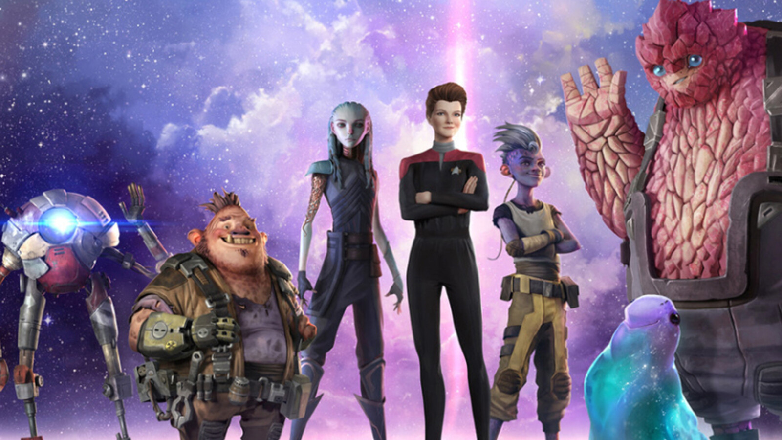 'Star Trek: Prodigy' takes off in too-familiar animated directions