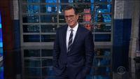 Stephen Colbert needs a haircut, too