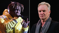 Sting says Juice WRLD's 'Lucid Dreams' was his favorite version of 'Shape of My Heart'
