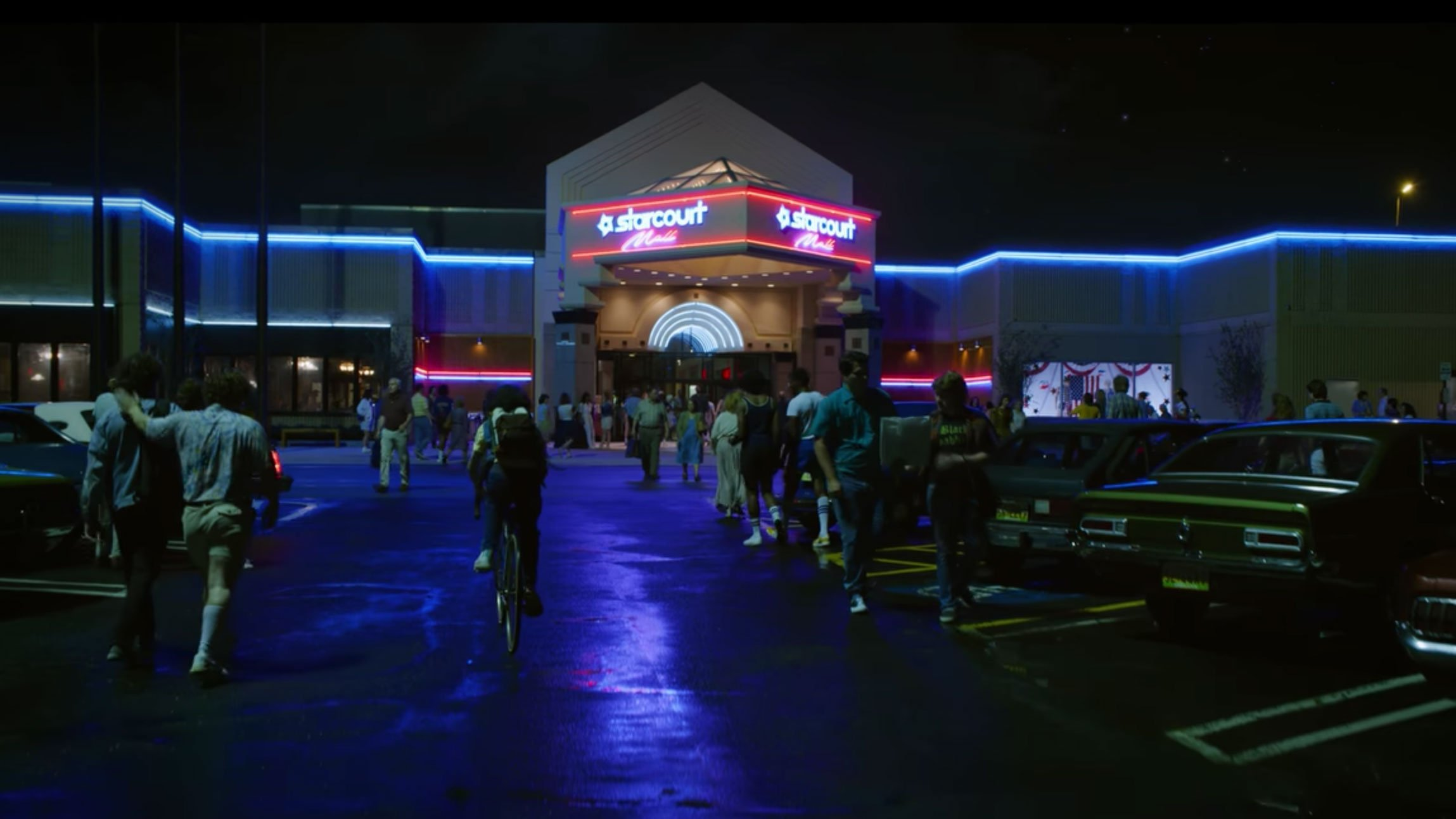 That mall featured in the third season of 'Stranger Things' is up for sale
