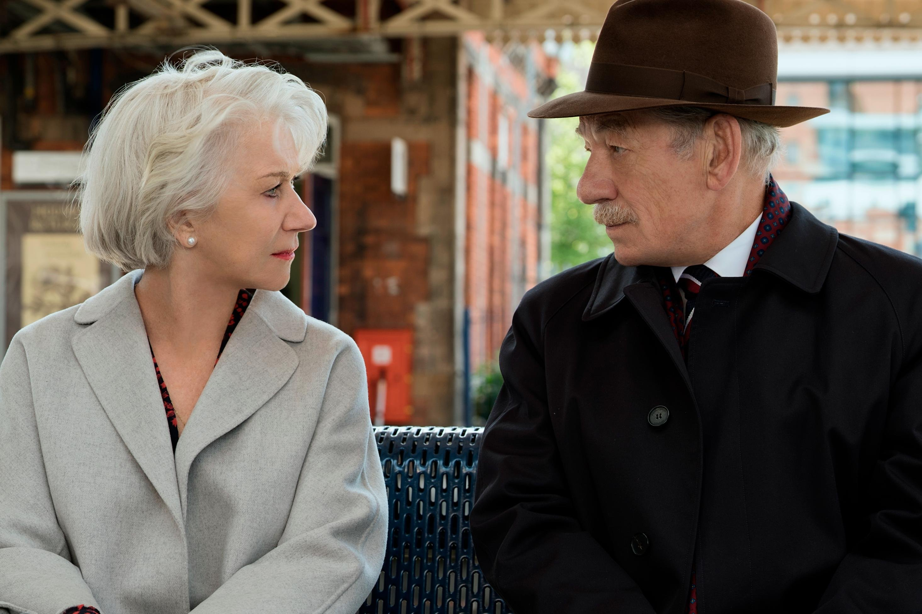 'The Good Liar' can't make the most of its dream Mirren-McKellen pairing