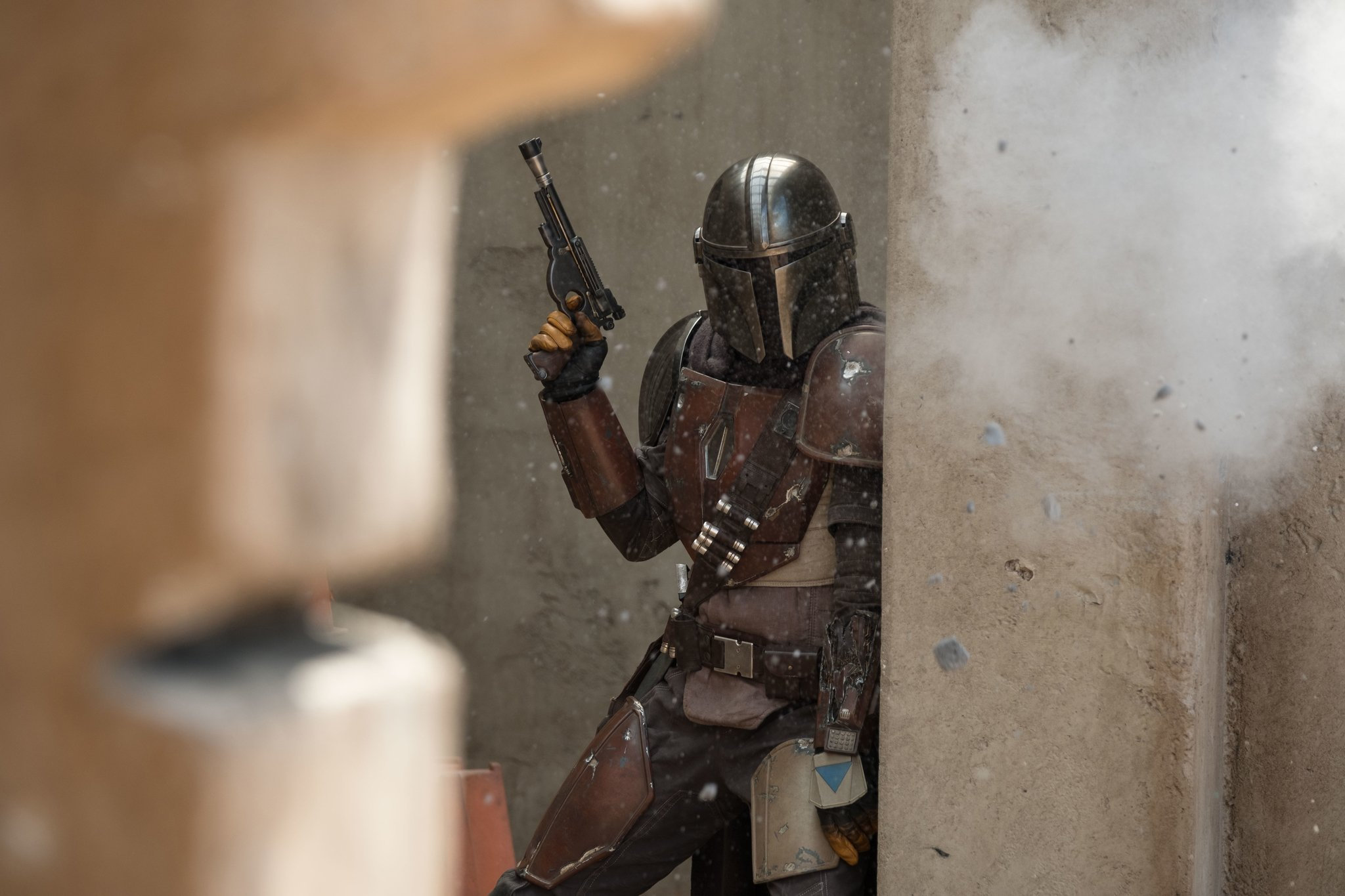 'The Mandalorian' blasts 'Star Wars' into the streaming frontier